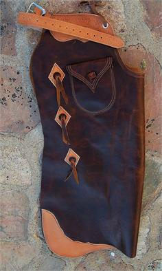 Braonco custom made Batwing Chaps are made in Cochise, Arizona to order.