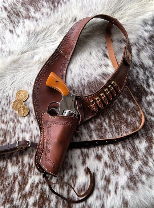 Old West Gunfighter Outlaw Series by Cochise Leather Co