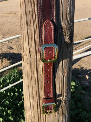 Belt extender by Cochise leather, Made in USA