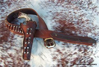 The Gunfighter Outlaw Gun Leather Series by Cochise Leather Co