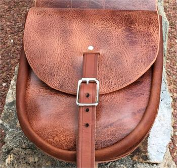Western medium sized saddlebags available in three colors